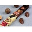 Подарок Набор шоколадных конфет и трюфелей ручной работы 16 шт