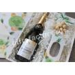 Подарок Ананасы с шампанским
