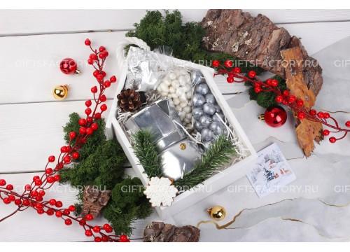 Подарок Снежный домик