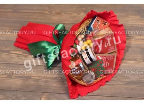 Подарок Чайно-кофейный букет