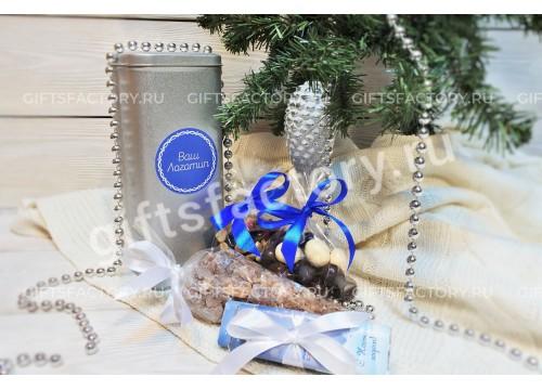 Подарок Сладости в тубусе