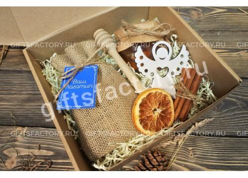 Подарок Набор для приготовления глинтвейна
