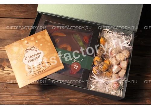 Подарок Чайно-шоколадной набор