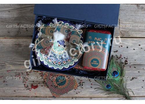 Подарок Казан-мангал