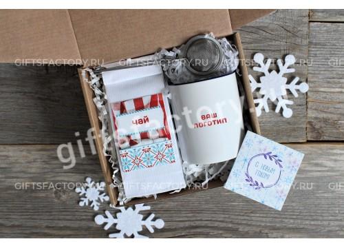 Подарок Морозные снежинки