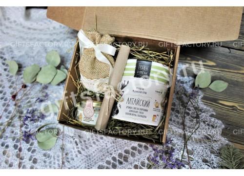 Подарок Травы и мёд