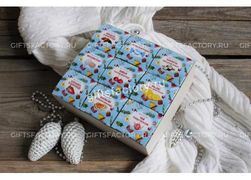 Подарок Снежные сладости