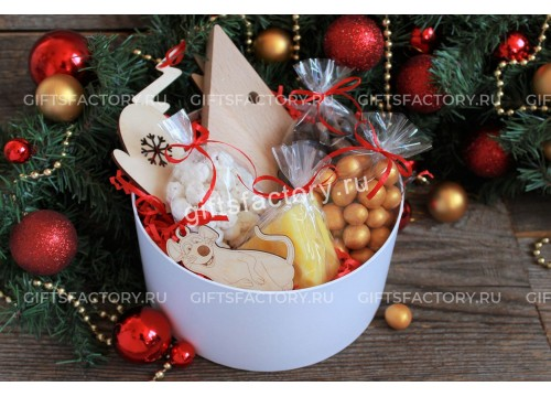 Подарок Сырный Новый Год