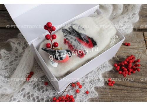 Подарок Зимняя рябина