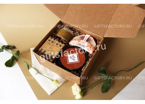 Подарок Шоколадное спа
