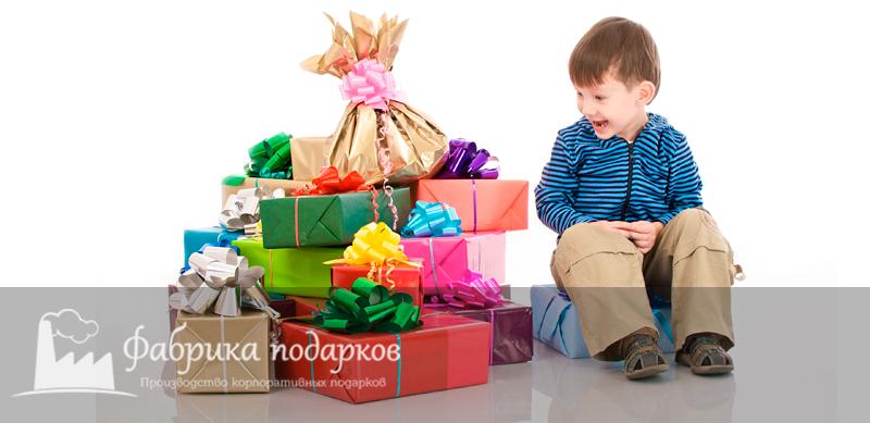 подарок детям на 23 февраля
