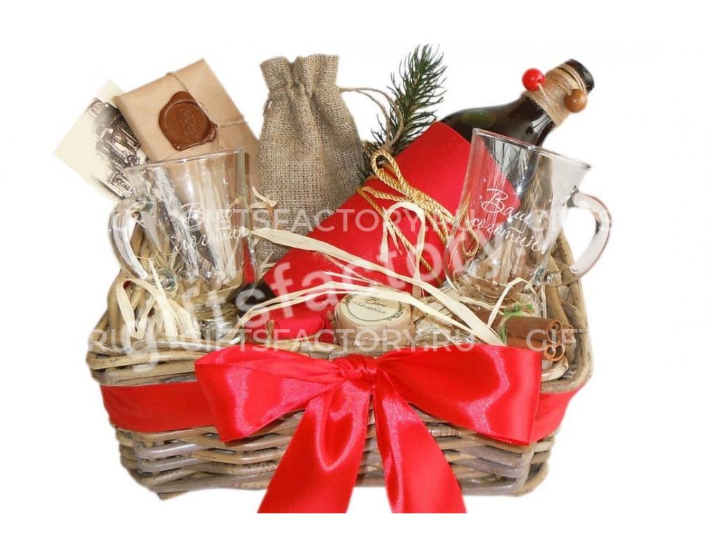 Подарки набор для глинтвейна 948