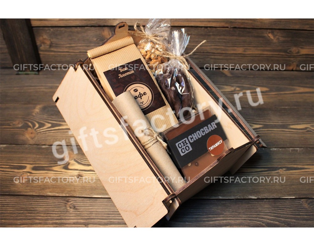 Для любителей кофе подарок 82