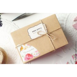Упаковка ваших корпоративных подарков