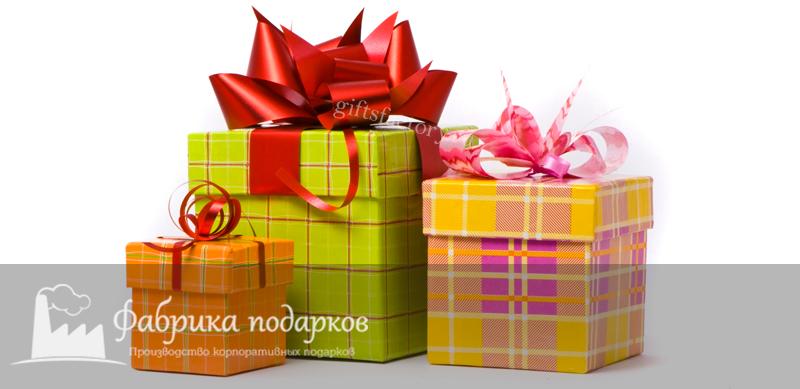 Подарок партнера на юбилей компании